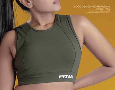 FIT U Logo Design and Branding