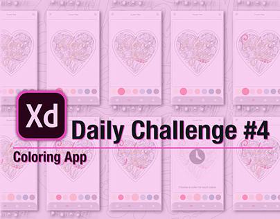 Xd Coloring App