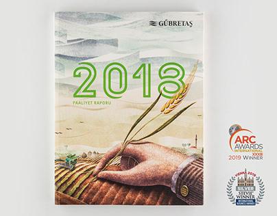 GUBRETAS ANNUAL REPORT 2018