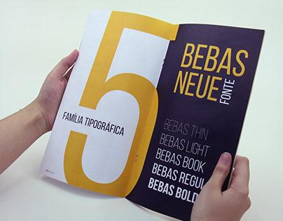 BEBAS NEUE | Revista