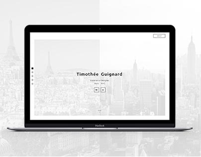 Portfolio 2015 - UX / UI / Webdesign