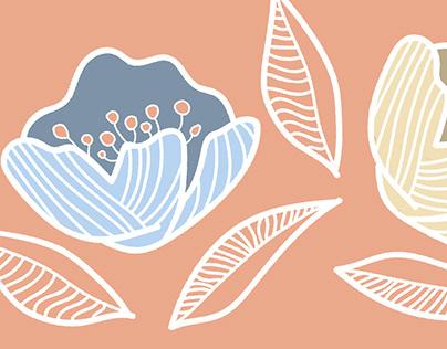 Bloom Illustrations