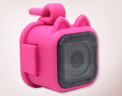 Kitty Cam for Gopro Session