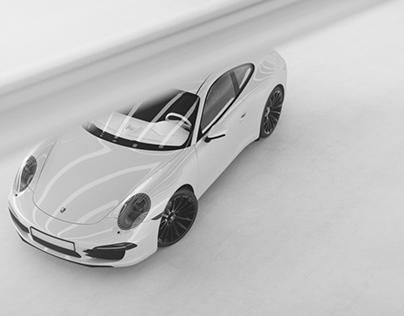 Porsche 911.  Automotive case study