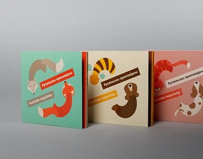 Русиньскы приповідкы (CD sleeve series)
