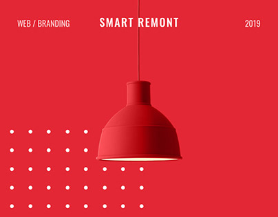 Smart Remont - Branding & Web