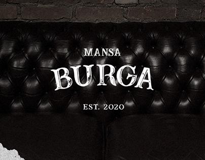 MANSA BURGA© BRANDING