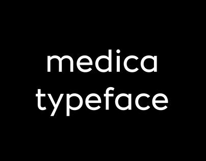 medica typeface