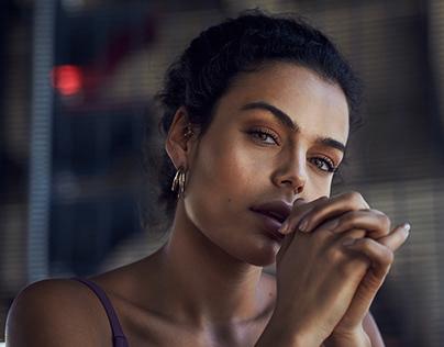 Models in Capetown