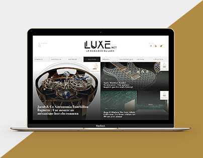 Redesign Luxe.Net