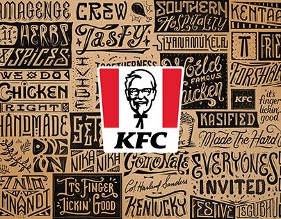 KFC Kentucky Bucket