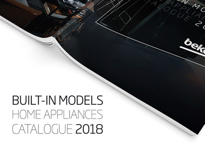 Beko Built-In Catalogue 2018