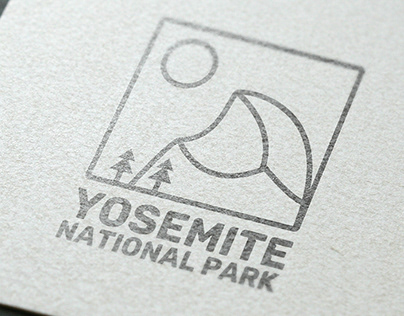 Yosemite National Park Rebrand Project
