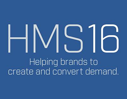 HMS16 Branding