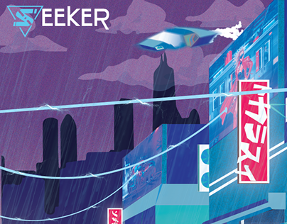 Seeker: Cyberpunk City