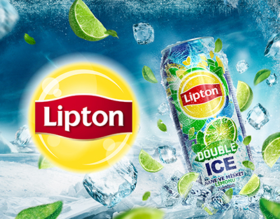 LIPTON ICE TEA DOUBLE ICE