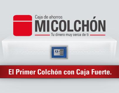 Caja de ahorros MiColchon