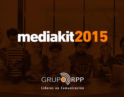 MEDIAKIT 2016 GRUPO RPP