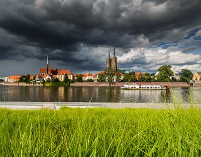 Wroclaw. Poland
