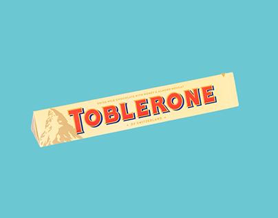 Toblerone Promotion Spot