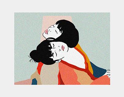 Women - Illustrations
