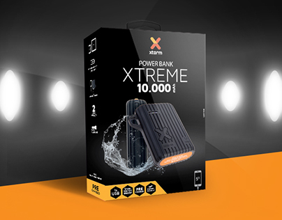 Brand new Xtorm packaging!