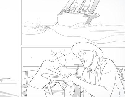 Beckton Dickinson (medical) MDS Sailing Storyboards