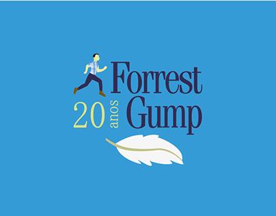 Forrest Gump 20 anos