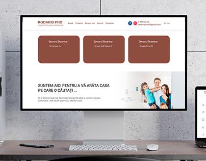 An excellent website for - Rodaris Company