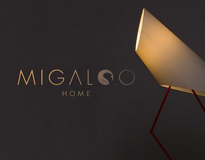 MIGALOO / Branding