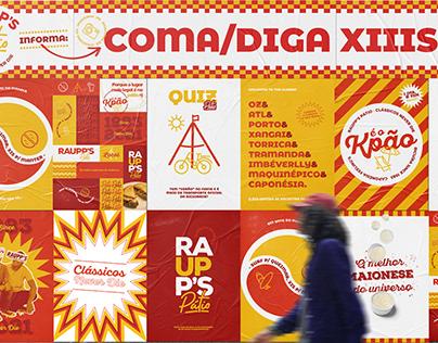 Raupp's Pátio - Branding   Packaging