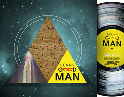 Label Le Mange-disque - Album Benny Goodman