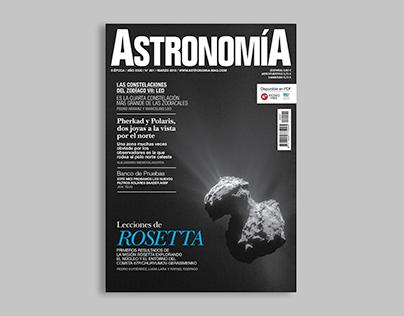 Astronomía | Paper magazine