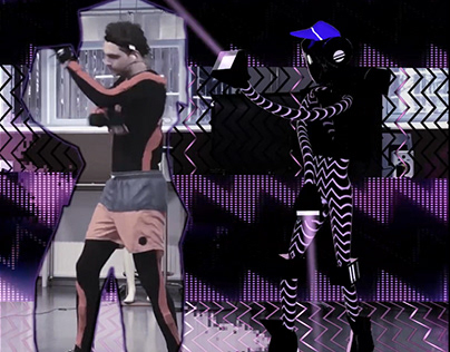 Techno Motion Capture