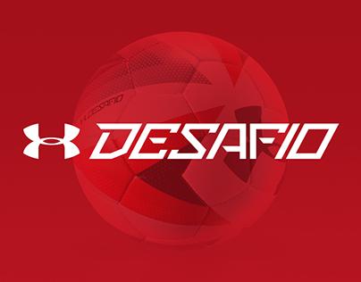 Under Armour Desafio Logotype & Graphics