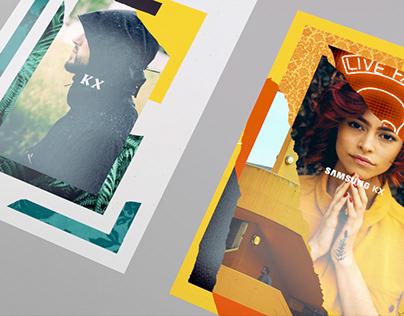Samsung KX—Collage Me
