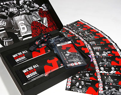 best service 3a565 79270 New Jersey Devils Tickets on Behance