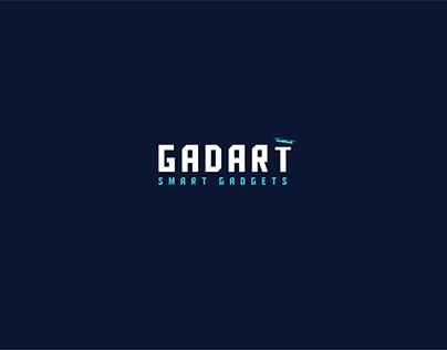 Логотип Gadart