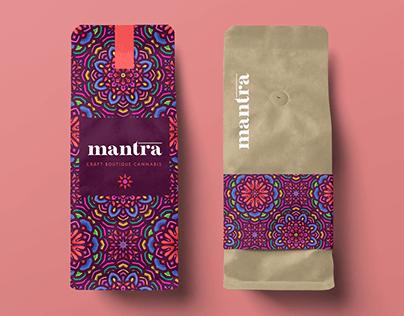 Mantra Brand identity