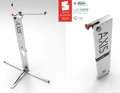 V2: Axis Stage Stand