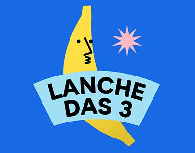 Lanche das 3 - Podcast ID
