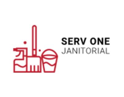 Serv One Janitorial UI Design