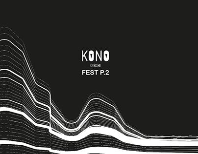 KONO DISCHI Festival p.2