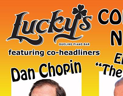 Lucky's Comedy Night