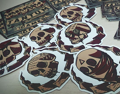 Stickers fot Tantum Games