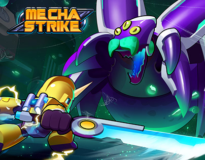 Mecha Strike