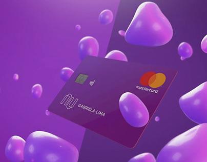 lançamento do cartão Nubank
