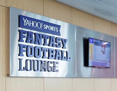 Yahoo! Fantasy Football Lounge Experience