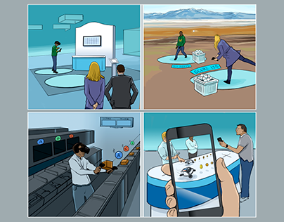 Event Display & Interactive Concepts