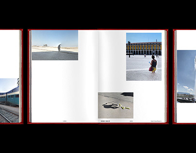 Eventum issue #1 - Art book